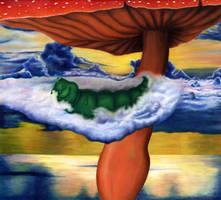 I Dream of Caterpillars by nortagem