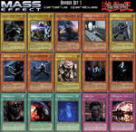 Yu-Gi-Oh Mass Effect Revised Set 1