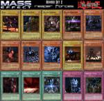 Yu-Gi-Oh Mass Effect Revised Set 2