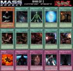 Yu-Gi-Oh Mass Effect Revised Set 3
