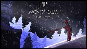 RIP Monty Oum