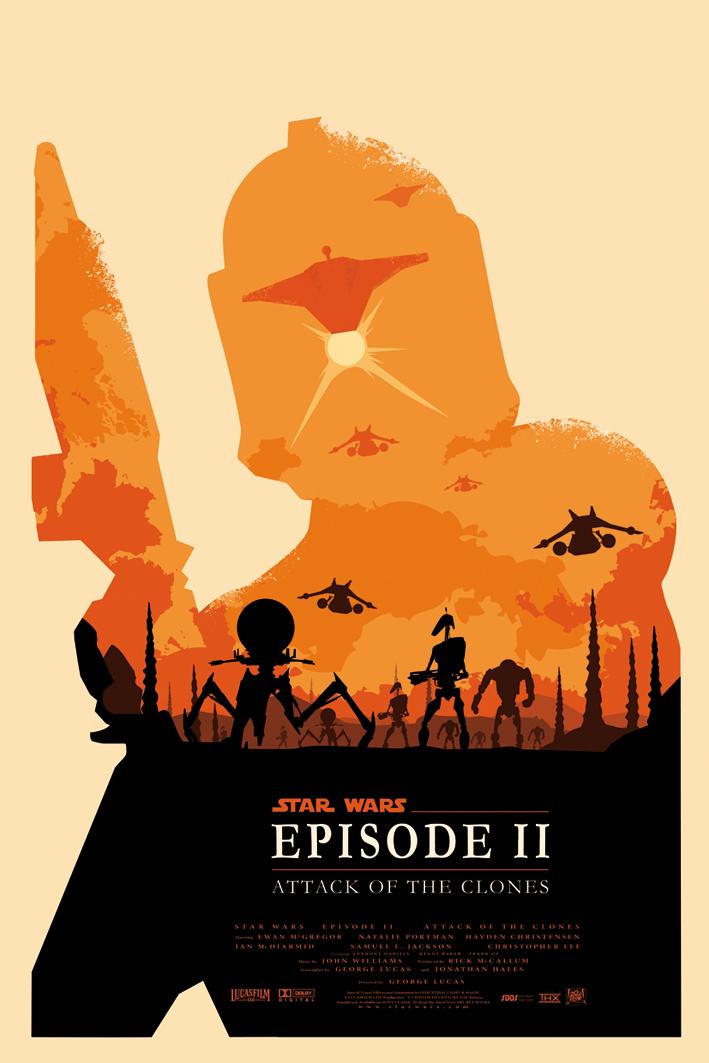 Star Wars Episode 2 by Zenithuk