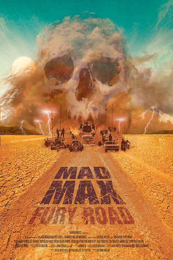 Mad Max(sml) by Zenithuk