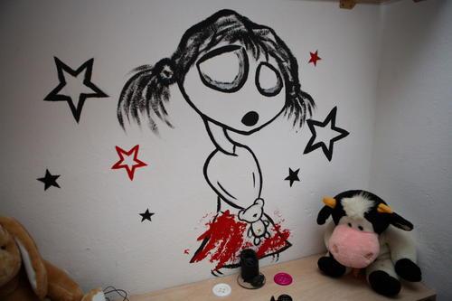 mural 2 by piquiyo