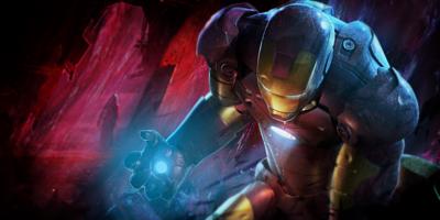 Iron Man by Charl-GFX