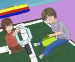 TeFu Lego by KyouyaOotori17