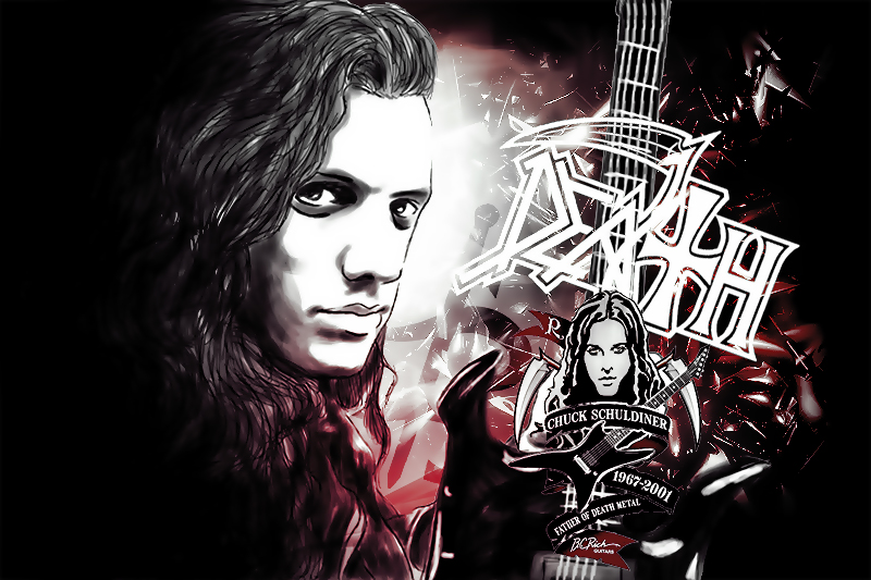 MR.CHUCK SCHULDINER by Elowd on DeviantArt