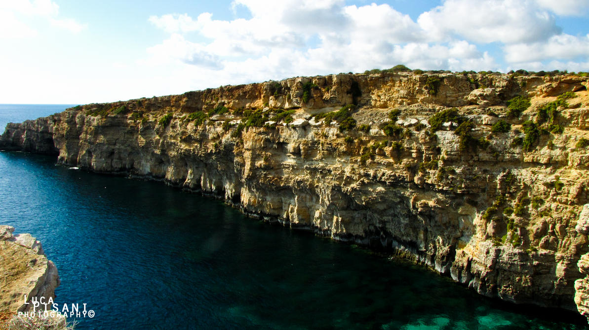Cominotto's Cliffs by Maltese-Naturalist
