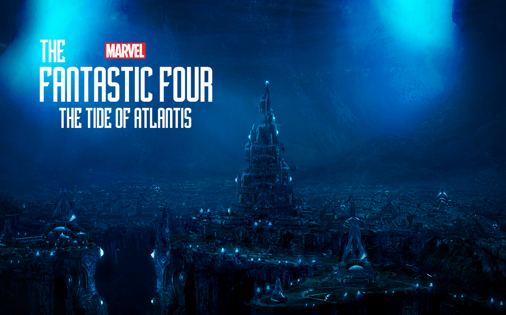 Marvel Cinematic Universe Fantastic Four 5 Banner by SquishTheMovie