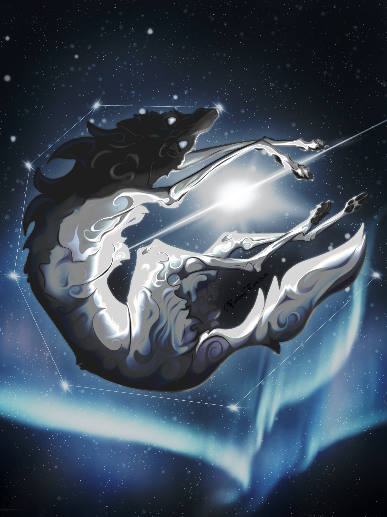 YCH: Among the stars