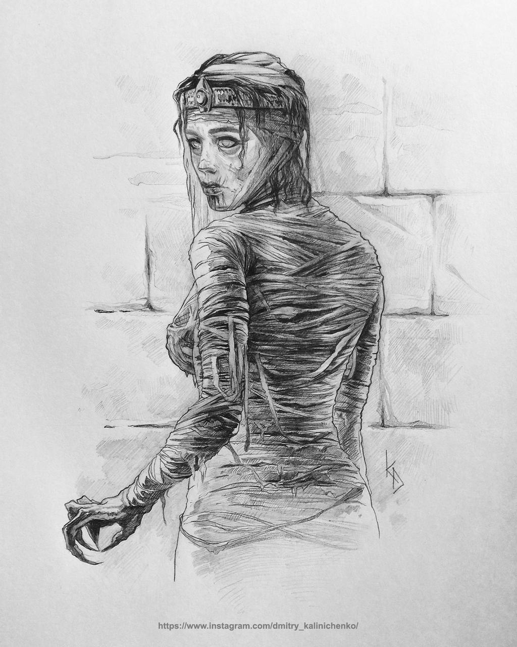 Mummy by dkalinichenko
