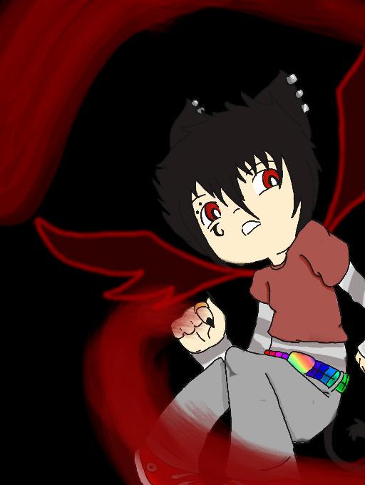 Demon Rokumi by TaDa-The-Neko-Panic