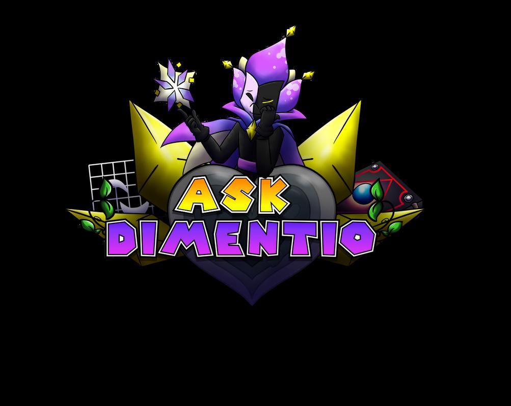 Ask Dimentio Logo