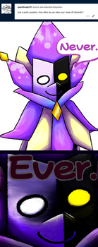 Dimentio The Jester Ask Blog - Ask #26
