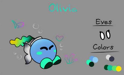 Olivia The Bobomb