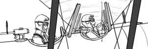 Flagship Mercury Storyboard Pan