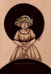 Alice - Inktober 5