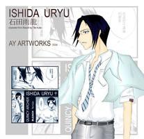 Ishida Uryu by AY-art
