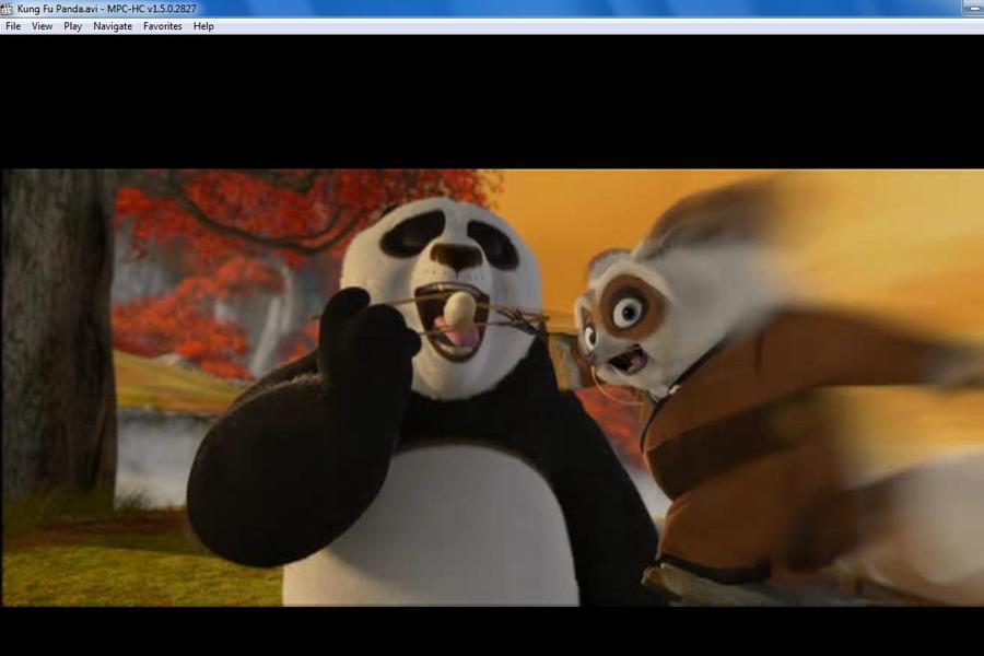 Shifu trolls Po by lun... Kung Fu Panda Po And Shifu