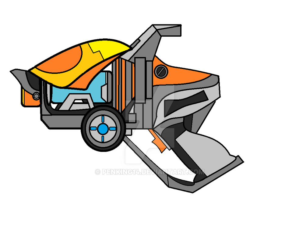SlugTerra- Donated Blaster by PenKing14