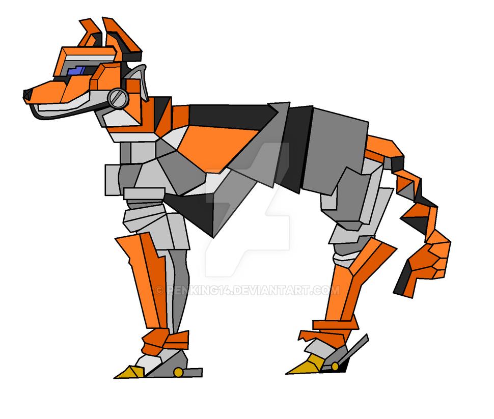 Slugterra- Mecha Beast Tails by PenKing14 on DeviantArt