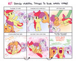 Jessy's Cutie Mark Crusaders