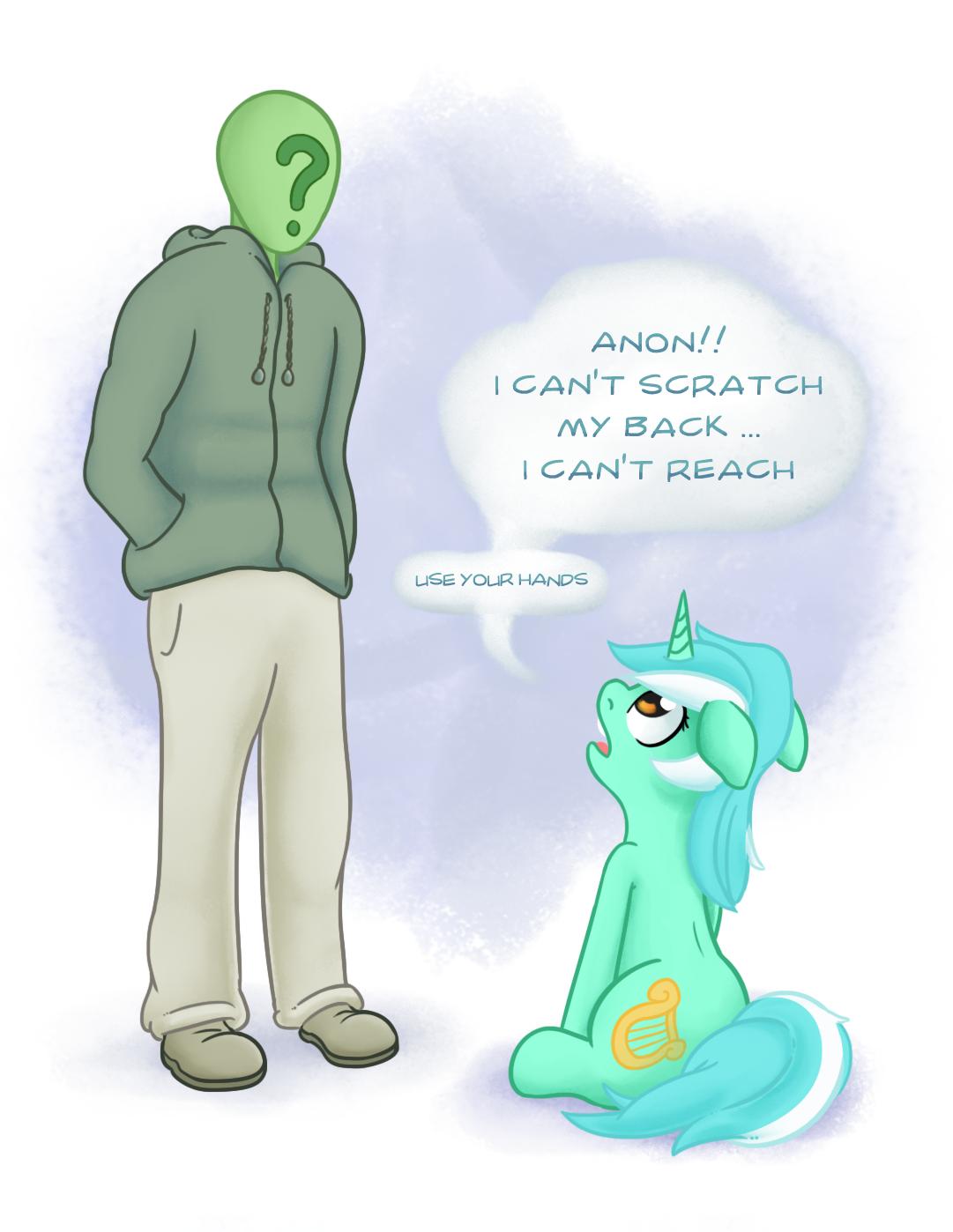 MostazaThy's Lyra Wants Some Scratching
