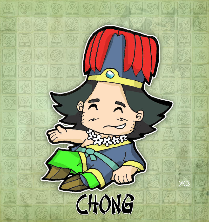 Chong by rabidcyrus