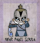 War Paint Sokka