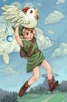 fly link, fly.