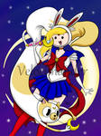 She is the one named Fionna! by Velocimander