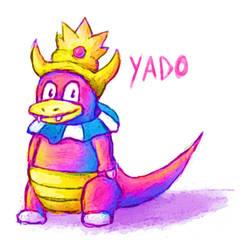 YADO - GIFTART by superevilgenius