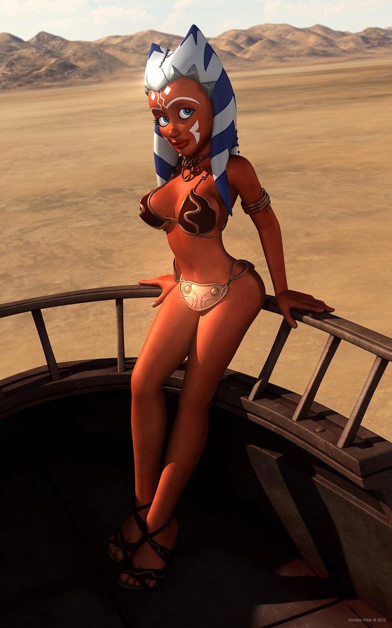 Pictures Of Ahsoka Tano Naked