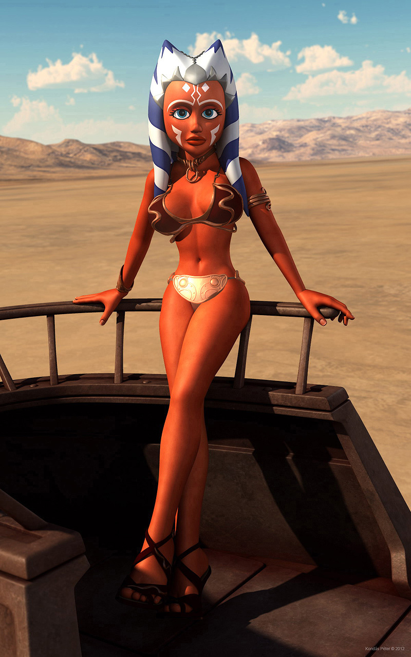Ahsoka tano star wars naked sex picture