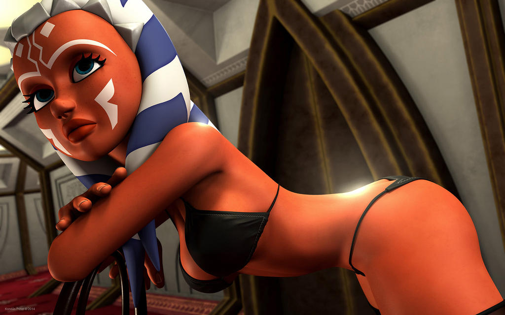 Star wars ahsoka nue