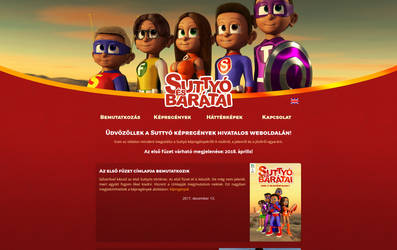 Suttyo comic website by kondaspeter1