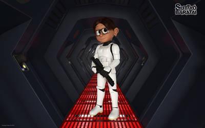 Fercy - stormtrooper