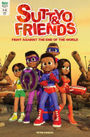 Suttyo and Friends on Comixology