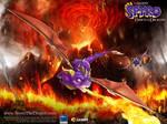Spyro DotD wallpaper 2