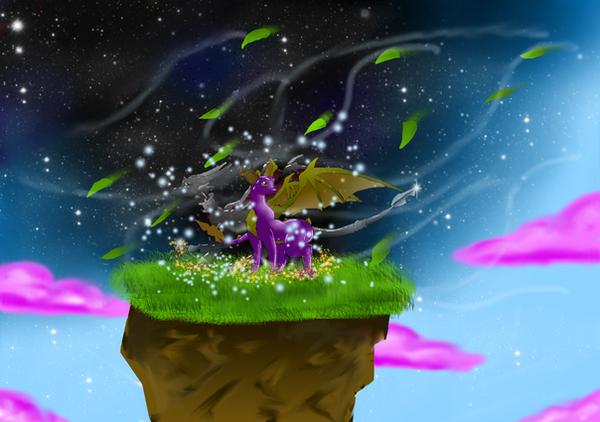 Dreams - Page 5 World_of_Dreams_by_IcelectricSpyro