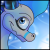 Silverlight avatar - commission by IcelectricSpyro