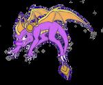 Painty Spyro