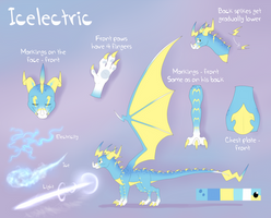 Reference Sheet - Icelectric by IcelectricSpyro