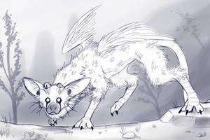 The Loyal Companion by IcelectricSpyro