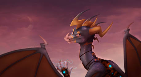 For the Fights Yet To Be Had by IcelectricSpyro