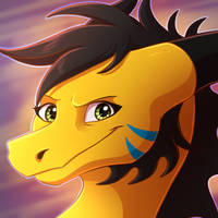 Rayva avatar - commission by IcelectricSpyro