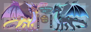 Dragon Adoptables 2 - August 2019 - SOLD