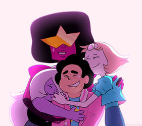 We are the Crystal Gems...