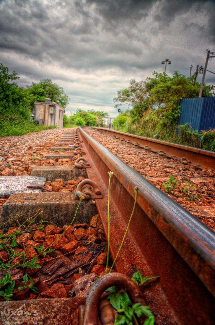 Railway of Butterworth by fighteden