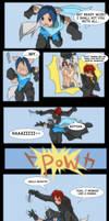 Xia vs Mize : OC battle round1
